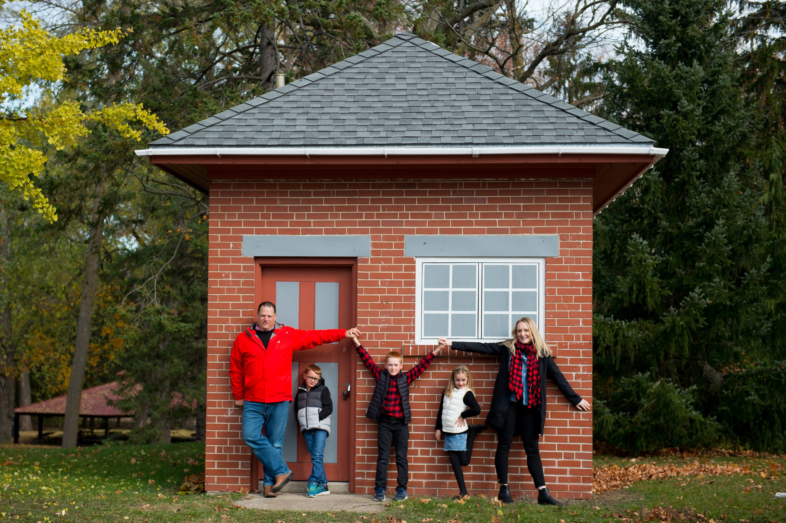 Fall Family Photos Guelph