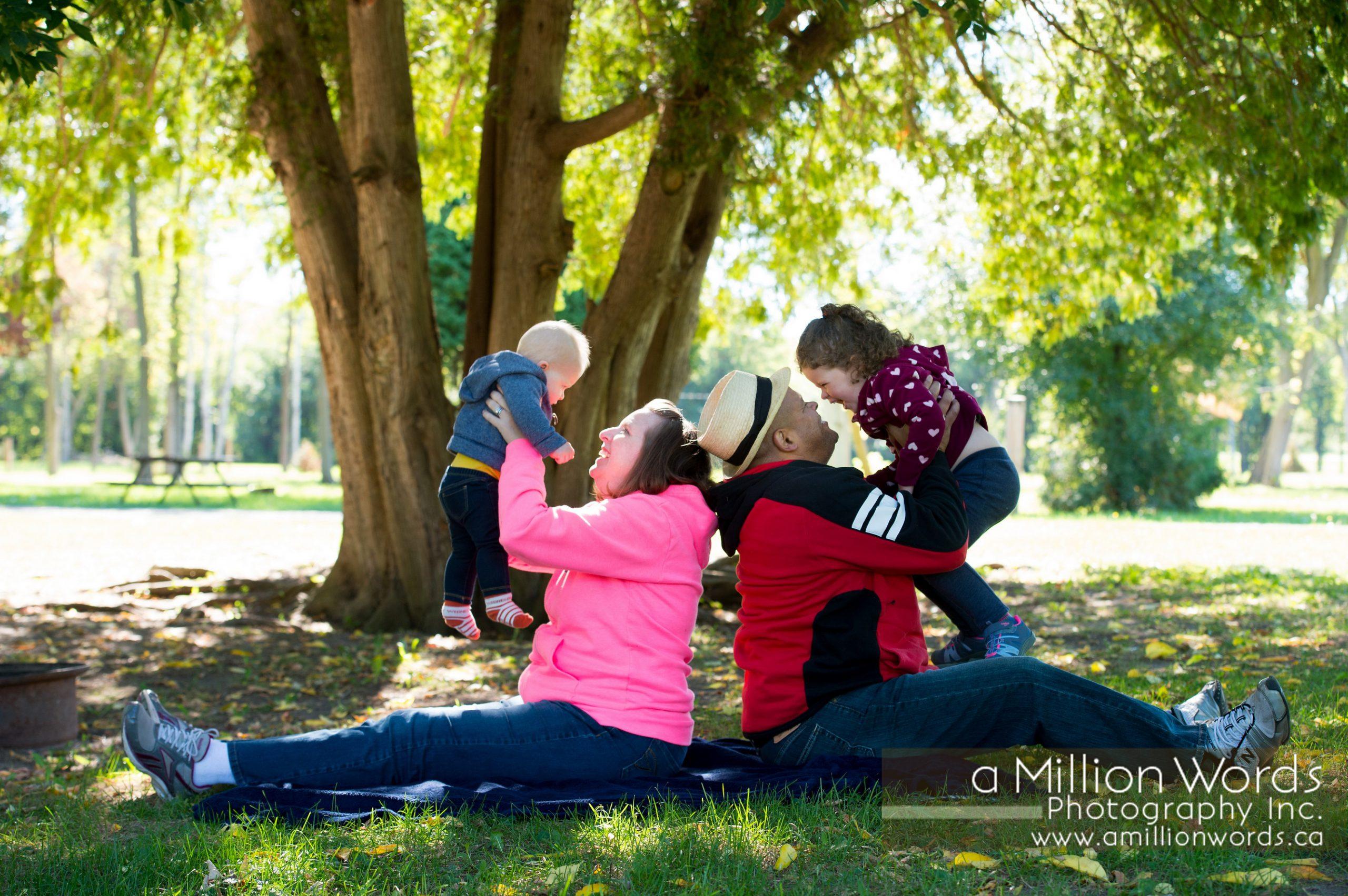 Family Photography Kitchener
