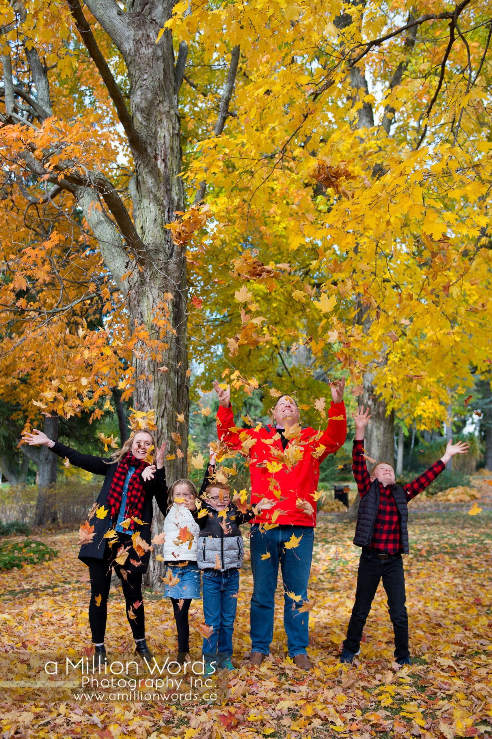 Fall Family Photography Guelph