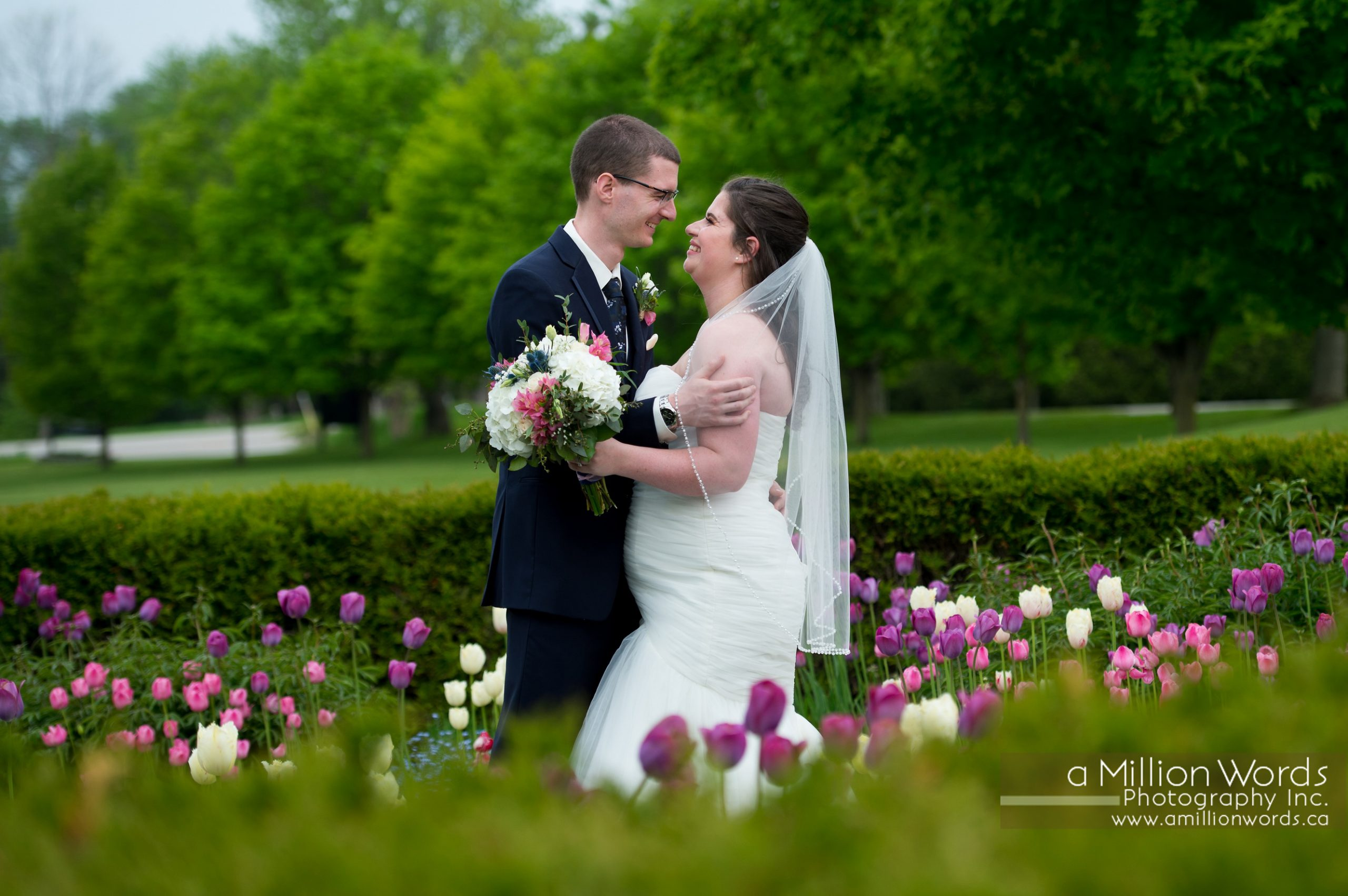 Elmira Spring Wedding